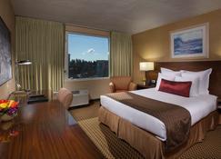 Coast Gateway Hotel - Seattle - Schlafzimmer