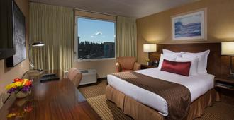 Coast Gateway Hotel - Seattle - Schlafzimmer