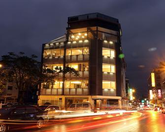 Yunoyado Onsen Hotspring Hotel - Yílán - Gebouw