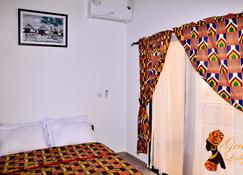 Grace Lodge - Lomé - Bedroom