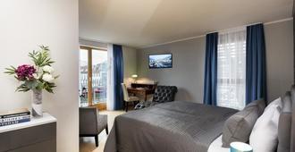 柏林格律瑙大使酒店 - 柏林 - 柏林 - 臥室