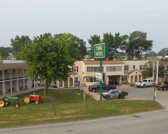 The Park Motel-denison - Denison - Gebouw