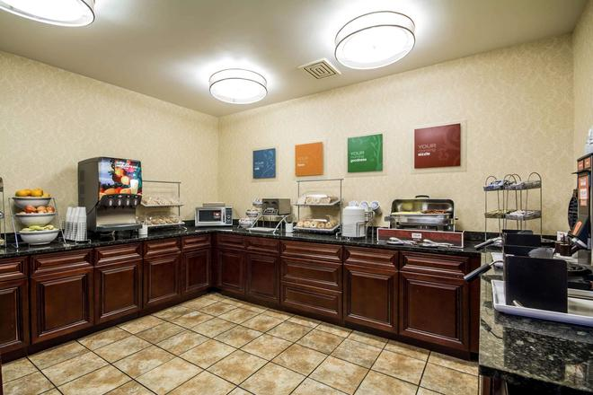 Comfort Suites Appleton Airport - Appleton - Buffet