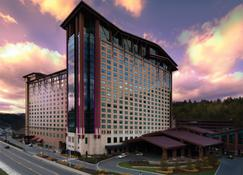 Harrah's Cherokee Casino Resort - Cherokee - Building