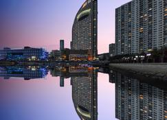Bayshore Hotel Dalian - Dalian - Widok na zewnątrz
