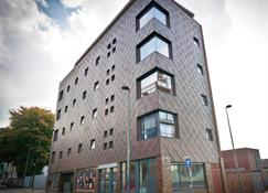 The Print Works Apartments - Liverpool - Building