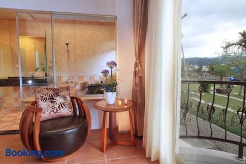 Spring Fountain Hotel - Yilan City - Balcony