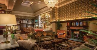 The Fleet - Dublín - Lounge