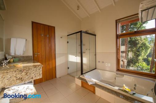 Kuriuwa Hotel - Monte Verde - Bathroom