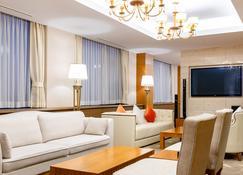 Lotte Hotel Vladivostok - Vladivostok - Sala de estar