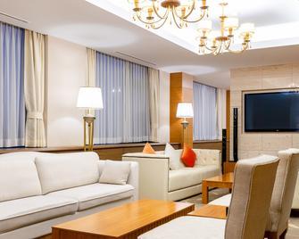 ロッテ ホテル ウラジオストク - ウラジオストク - リビングルーム