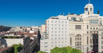 NH Collection Madrid Suecia - Madrid - Vista esterna
