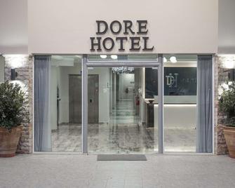 Dore Hotel - Agia Marina - Building