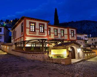 Orologopoulos Mansion - Kastoriá - Building