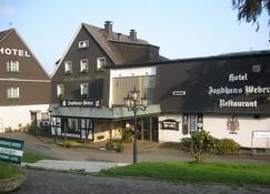 Hotel Jagdhaus Weber - Herscheid - Κτίριο