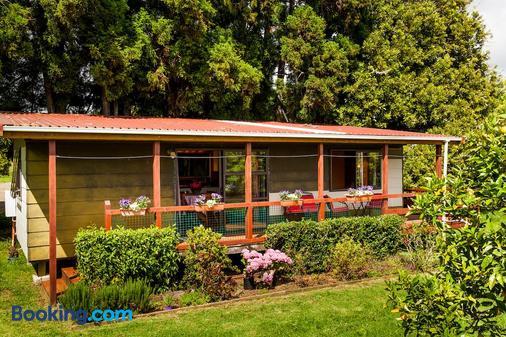 Relax a Lodge - Kerikeri - Building