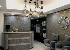 Ortigas Budget Hotel - Kapitolyo - Pasig - Rakennus