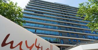 my4walls Serviced Apartments Hamburg - Hăm-buốc - Toà nhà