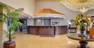 Comfort Suites Gateway - Savannah - Recepción