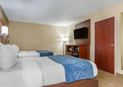 Comfort Suites Gateway - Savannah - Makuuhuone
