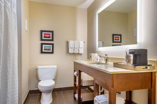 Comfort Suites Gateway - Savannah - Bathroom