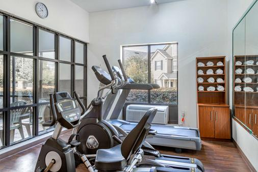 Comfort Suites Gateway - Savannah - Gym