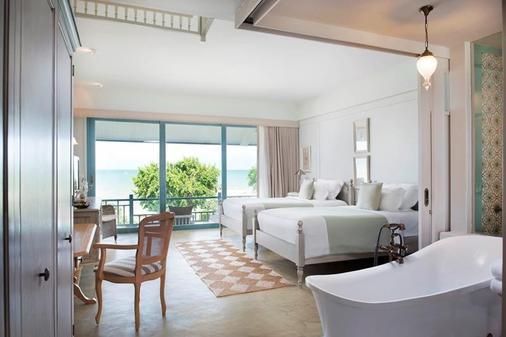 Devasom Hua Hin Resort - Cha-am - Phòng ngủ