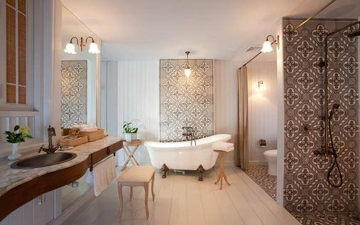 Devasom Hua Hin Resort - Cha-am - Phòng tắm