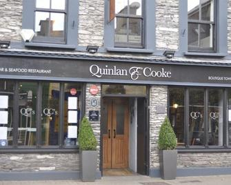 Quinlan & Cooke Boutique Townhouse - Caherciveen - Edificio