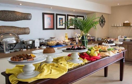 Village Confort Hotel & Flat - João Pessoa - Buffet