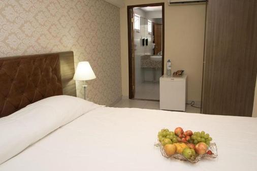 Village Confort Hotel & Flat - João Pessoa - Phòng ngủ