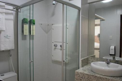 Village Confort Hotel & Flat - João Pessoa - Phòng tắm