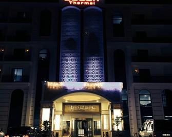 Budan Thermal Spa Hotel & Convention Center - Afyon - Building