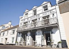 The St Mawes Hotel - Truro - Edifício
