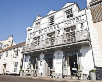 The St Mawes Hotel - Truro - Building
