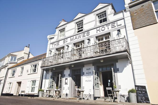 The St Mawes Hotel - Truro - Rakennus