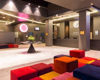 Protea Hotel by Marriott Gaborone Masa Square - Gaborone - Rezeption