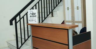 Ds Residences Layur - Semarang - Stairs