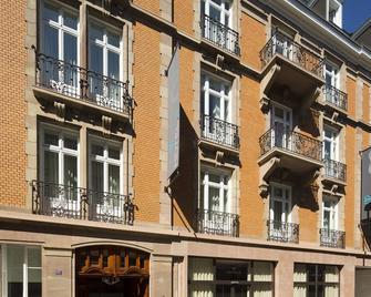 Hotel D - Strasbourg - Straßburg - Gebäude