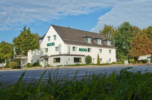 Kocks Hotel Garni - Hampuri - Rakennus