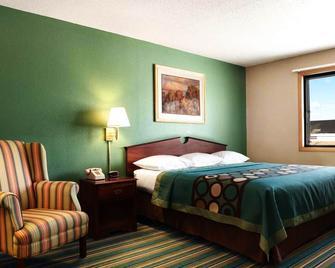 Sky-Palace Inn & Suites New Richmond - New Richmond - Bedroom