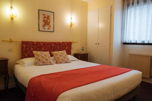 Citotel La Chaumiere Roz Aven - Pont-Aven - Bedroom