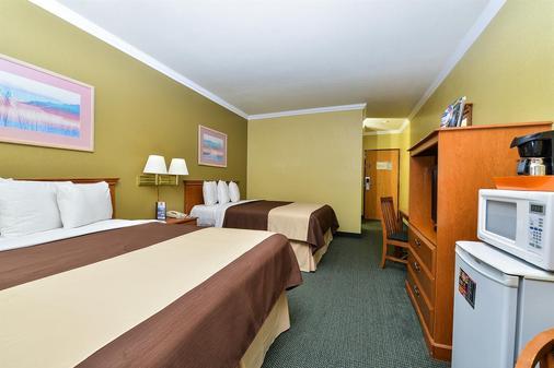 Americas Best Value Inn Prescott Valley - Prescott Valley - Bedroom