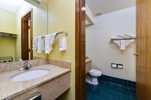 Americas Best Value Inn Prescott Valley - Prescott Valley - Bathroom