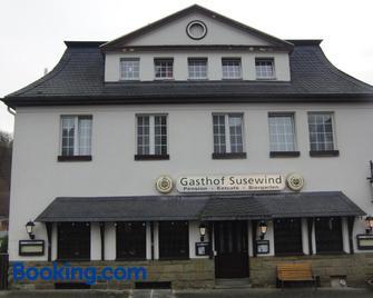 Gasthof Susewind - Olsberg - Gebouw