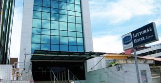 利特拉爾埃克斯普利斯酒店 - 茹旺翁佩索阿 - Joao Pessoa/若昂佩索阿 - 建築