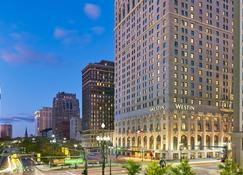 The Westin Book Cadillac Detroit - Детройт - Outdoors view