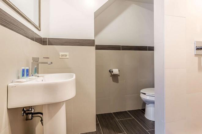 Rodeway Inn Chicago-Evanston - Chicago - Bathroom