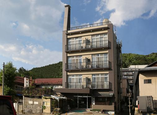 Shimaya - Yamanouchi - Κτίριο