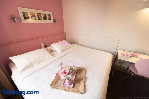紅十字酒店 - 里昂 - 里昂 - 臥室